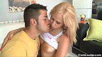 Teen Carla Cox gets penetrated nice and deep
