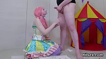 Foxy cutie is taken in anal hole madhouse for harsh therapy