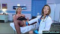 (dani&phoenix) Lovely Lez Girl Get Sex Toy Punish By Mean Lesbo mov-23