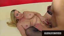 Golden Slut - Stunning Mature Blondes Getting Drilled Compilation Part 1 preview image