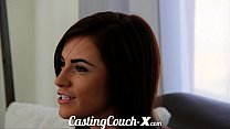 Casting Couch-X Shy girl wants to be get fucked on cam