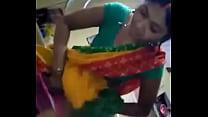 Sandhya riding on boyfriend's dick