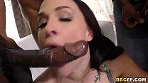 Double Penetration With BBC Slut Chanel Preston Preview