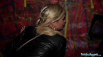 Public Agent Stunning German blonde babe paid to fuck thumbnail