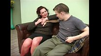 Russian Mature Olga with young boy 546496 preview image