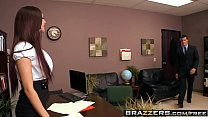 Brazzers - Big Tits at Work -  Can I Have This Dance...And This Job scene starring Amy Ried and Ramo