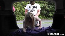 The dogging escapades of naughty slutwife Nicole preview image