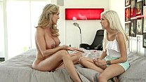 Halle Von and Brandi Love at Mommy's Girl preview image