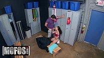 Don't Break Me - (Kelsey Kage) - Gym Bag Bang - MOFOS thumbnail