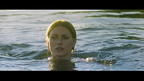 All clothes stolen and robbed naked rich woman on the lake while skinny dipping. ENF