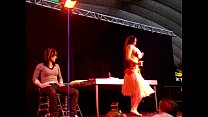 Miss Tiaré - Lesbian show - Eropolis Nice France 2013-02-10