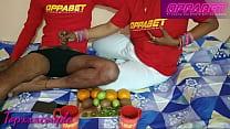 जुआ जीतने के बाद जुआरी नें देसी भाभी को दर्दनाक चोदा