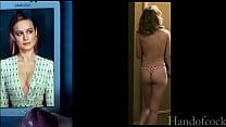 Brie Larson Cum Tribute video