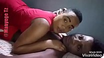 Romance with my girlfriend and hard sex follows ( kutombana na demu wangu