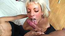 Image: Young student babe in a hardcore audition