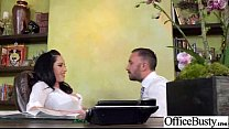 (bella maree) Sexy Girl With Big Boobs Banged In Office movie-05