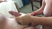 Grandma gives handjob in Cabo 2016
