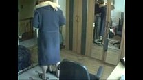 Mom and daddy having fun caught by hidden cam thumbnail