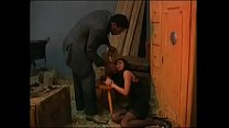 Black beast screws a lustful white girl