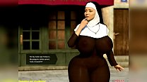 The Lily´s Diary - The first day as a nun