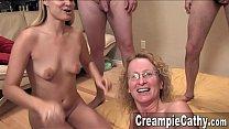 Creampie CumFest In Phoenix