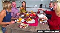 RealityKings - Sneaky Sex - Dick For Dinner Vorschaubild