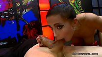 Czech nicole riding cock gives sucking and gets bukkakes