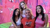 Horny Sluts Sucking and Fucking in Orgy pornhub video