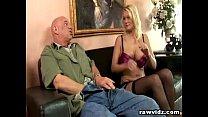Busty Blonde Juliana Jolene Can't Get Enough Cock