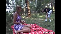 Stunning amateur legal age teenager babe gives fat old dude hot oral job