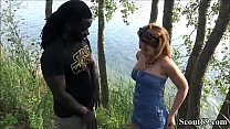 German Redhead Teen Fuck by Monster Black Dick ...