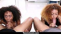 TeamSkeet - Compilation Of Hot EbonyTeens Fucked صورة