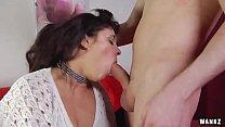 WANKZ- Nasty whore Tanja Gets Plowed Image