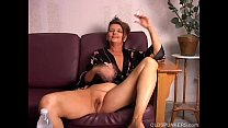 Download video bokep Beautiful big tits old spunker playing with her... 3gp terbaru