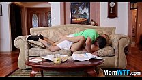 Horny Step Mother 24