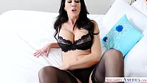 Cougars need cock! Reagan Foxx finds the meat she needs!