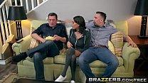 Brazzers - Teens Like It Big -  Anal Quickie With Teenie Janice scene starring Janice Griffith and K