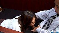 Perfect Sex Story Along Asian Secretary,вibuki