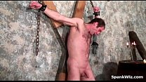 pnp porn - Extreme Action With Naked Slave His Ass thumbnail