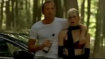 Couple robbed strip scene. Clothes stolen.