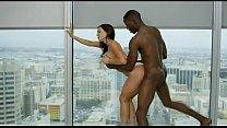 Que follada le da este negro a este mujeron como lo disfruta
