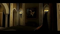 Arabian Late-Night -- Ahab's exit