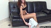 Petite Cutie Banged Hard During Casting, Angelita Ttl Models thumbnail