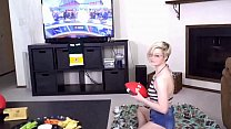 Preview Young Porn Star Pearl Sinclair Sucks My Cock During The Super Bowl tumblr xxx video