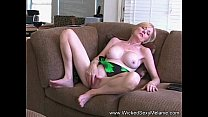 Amateur MOM Drains Her Son's Balls preview image