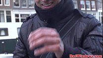 curvy amsterdam hooker being doggystyled - Sruthixxx thumbnail