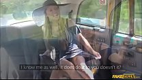 8430 Stacey Saran fucks bigcock in the taxi preview