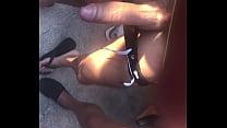 PUBLIC SEX HOT BB SLUT FUCKED BY GIANNI MAGGIO & VIKTOR ROM