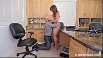 Curvy Latina Superstar Sofia Rose Fucks In Office's Thumb