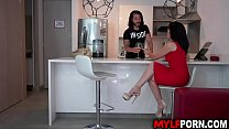 Latina MILF Candela loves having an awesome sensual sex with her lover and enjoys being fucked deeply in her pussy and moans like a sexual goddess. صورة